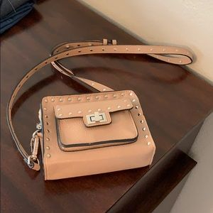 Brand new Steve Madden pink crossbody bag